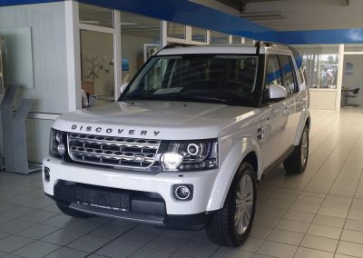 Land Rover Discovery 4 SDV6 HSE 3.0, 3/2016