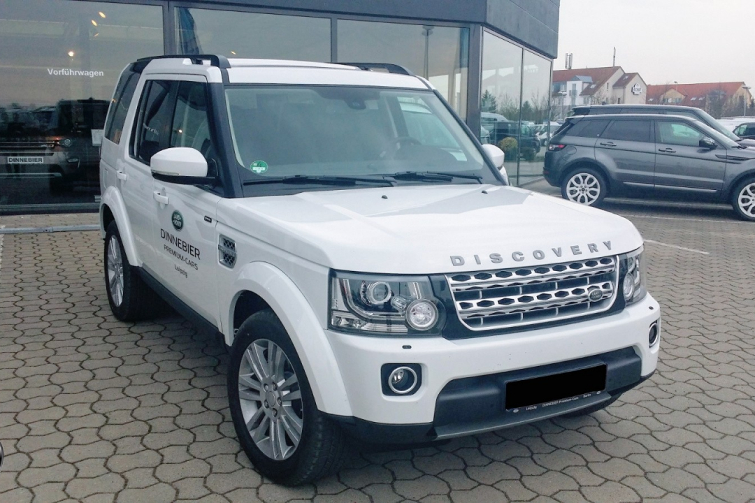 Land Rover Discovery 4 HSE 3,0d, DovezuAuto.cz