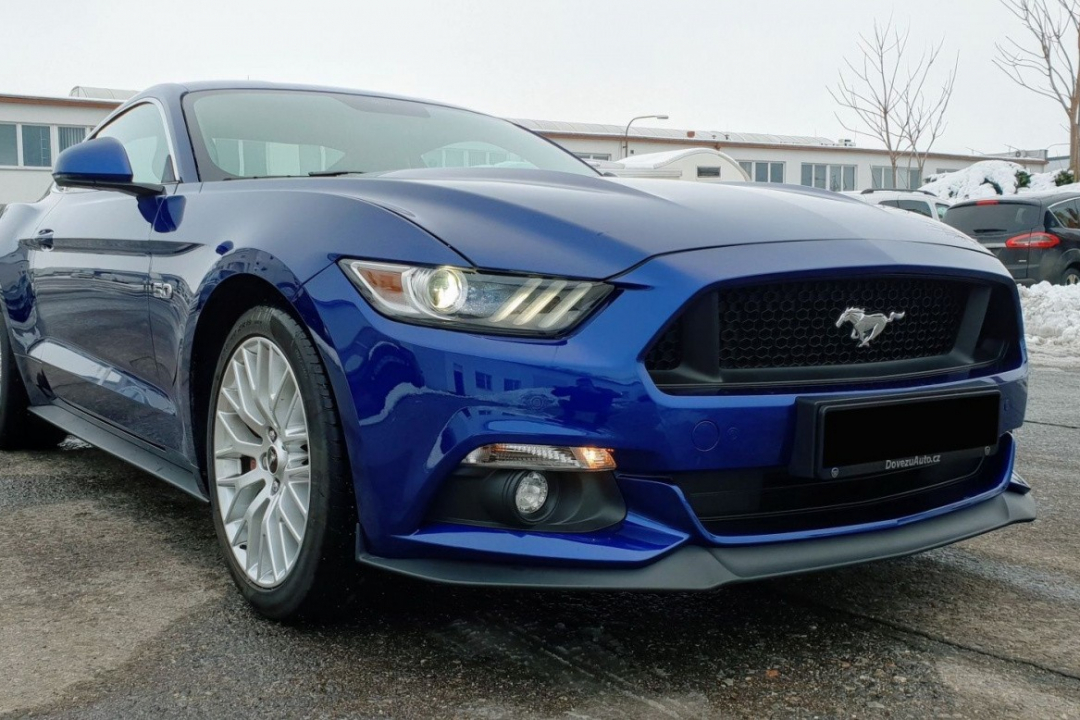 Ford Mustang GT 5,0 V8 Coupé - DovezuAuto.cz