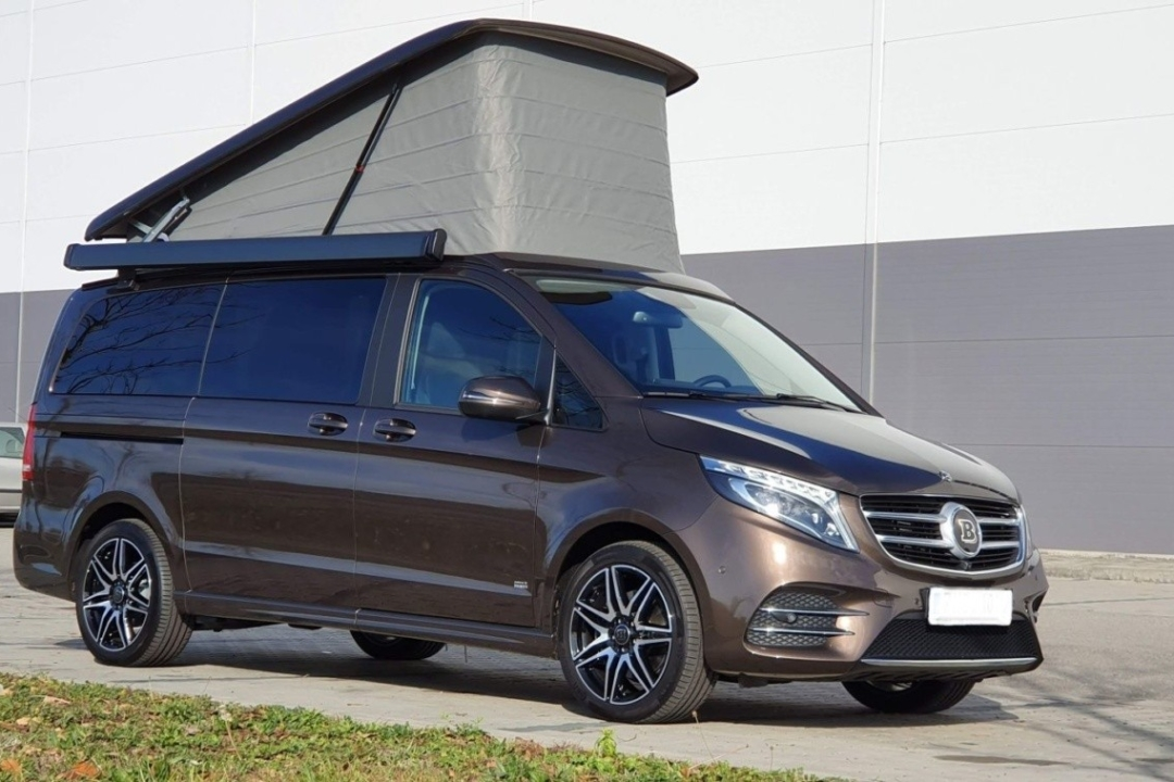 Mercedes-Benz V250d Marco Polo Horizon
