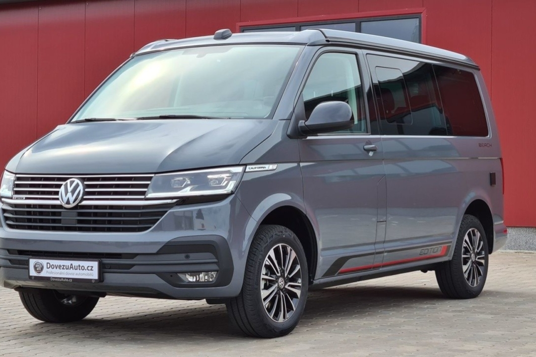 Volkswagen T6.1 California 4Motion